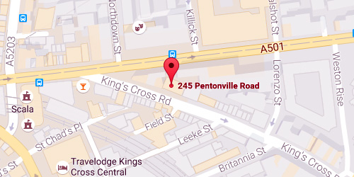 Pentonville Road Dental